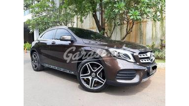 2018 Mercedes Benz GLA GLA - Siap Pakai