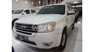 2012 Ford Everest XLT