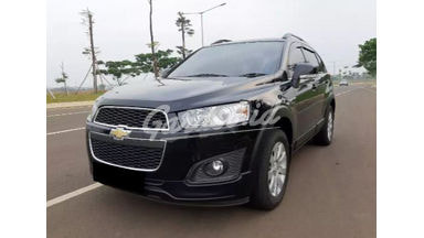 2015 Chevrolet Captiva FL - Mobil Pilihan