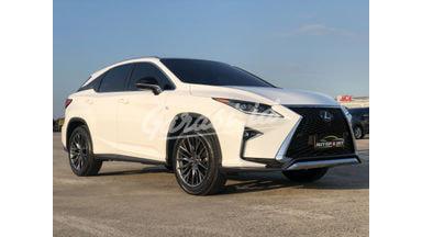 2019 Lexus RX F-Sport - Mobil Pilihan