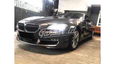 2011 BMW 640i Grand Coupe - Havana Brown On White Full Option