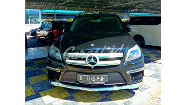 2014 Mercedes Benz GL 500 AMG