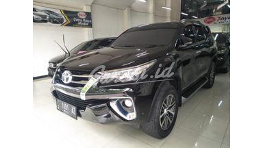 2017 Toyota Fortuner VRZ Lux