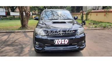 2013 Toyota Fortuner VRZ TRD 4X2