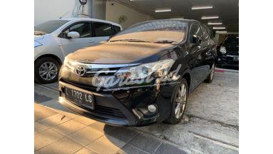 2015 Toyota Vios G - Manual Terawat