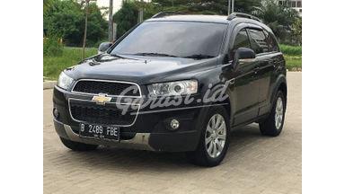 2013 Chevrolet Captiva VCDi - Barang Mulus