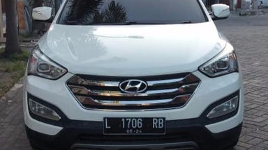 2014 Hyundai Santa Fe Crdi 2.2 - Melayani Cash & Kredit
