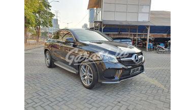 2015 Mercedes Benz GLE coupe - Sangat Istimewa