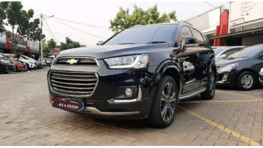 2017 Chevrolet Captiva LT - Istimewa Siap Pakai