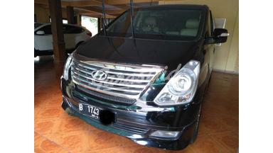 2012 Hyundai H-1 at - Siap Pakai