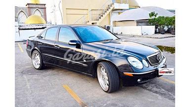 2005 Mercedes Benz E-Class E260 W211