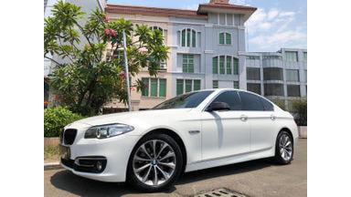 2017 BMW 5 Series 520i Luxury - Good Condition