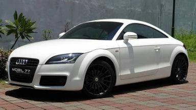 2011 Audi TTS Coupe TT Line - Like New