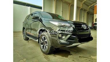 2017 Toyota Fortuner TRD - Siap Pakai