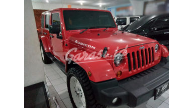 2012 Jeep Wrangler Unlimited Sahara - Bekas Berkualitas