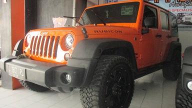2013 Jeep Wrangler Unlimited 3.6 - Siap Pakai