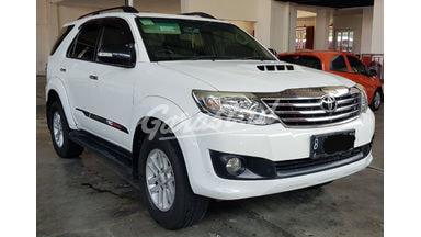 2013 Toyota Fortuner G VNT - Siap Pakai