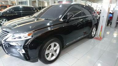 2012 Lexus RX - Kondisi Mulus Siap Pakai