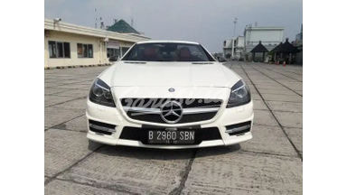 2012 Mercedes Benz Slk 250 - Barang Istimewa Dan Harga Menarik