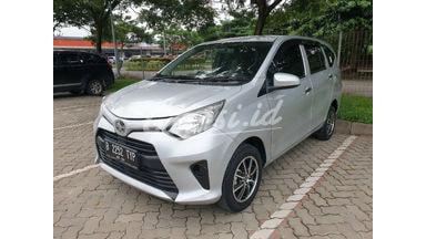 2019 Toyota Calya 1.2 E Manual