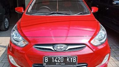 2011 Hyundai Grand Avega GL - Unit Siap Pakai