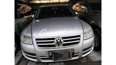 2004 Volkswagen Touareg TDi - Siap Pakai