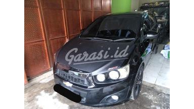2012 Chevrolet Aveo Sonic - SIAP PAKAI!