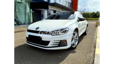 2016 Volkswagen Scirocco 1.4 TSI - Siap Pakai