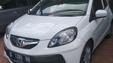 2013 Honda Brio E CBU - mulus terawat, kondisi OK, Tangguh