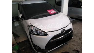 2017 Toyota Sienta V - SIAP PAKAI!