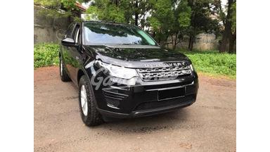 2015 Land Rover New Discovery Sport V SD4 - Best Choice Elegance Life Full Rawatan