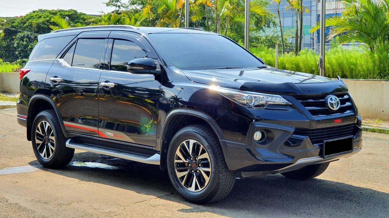 2019 Toyota Fortuner Vtz trd