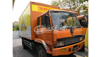 2006 Mitsubishi Fuso truck - Terawat Siap Pakai