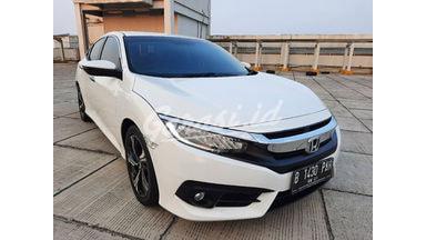 2016 Honda Civic Turbo CCVT ES