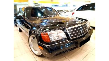 1992 Mercedes Benz S-Class 300SEL