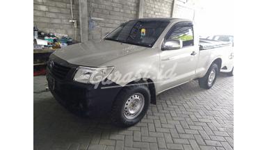 2014 Toyota Hilux E - Murah Jual Cepat Proses Cepat