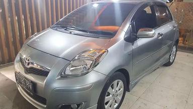 2010 Toyota Yaris S LIMITED - Rawatan Istimewa Siap Pakai