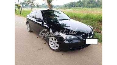 2004 BMW 520i at - Siap Pakai