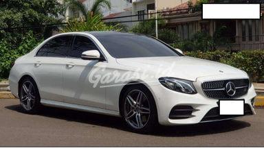 2017 Mercedes Benz E-Class SEDAN - SIAP PAKAI