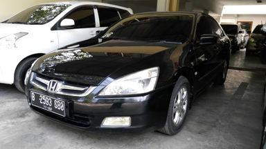 2007 Honda Accord vtil - Barang Cakep (s-0)