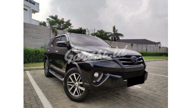 2017 Toyota Fortuner VRZ