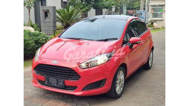 2013 Ford Fiesta trend