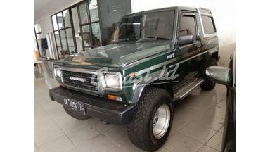 1992 Daihatsu Rocky 5speed 4x4 - Terawat Siap Pakai Unit Istimewa