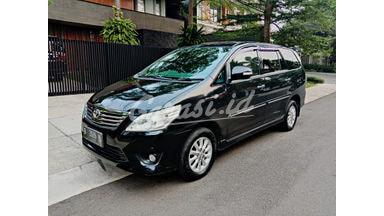 2012 Toyota Kijang Innova V - Harga Termurah Istimewa