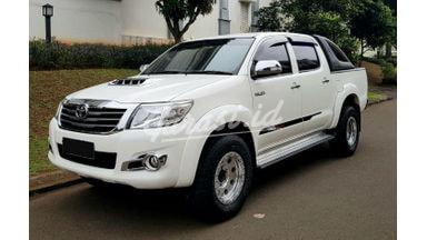 2014 Toyota Hilux V 4x4