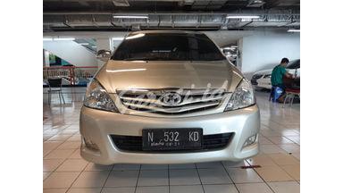 2009 Toyota Kijang Innova G