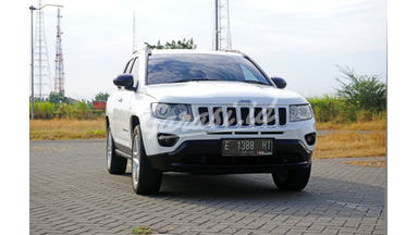 2012 Jeep Compass 2.4