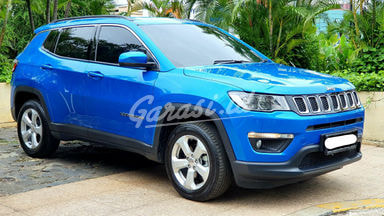 2018 Jeep Compass longitude