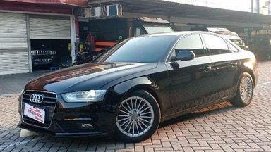 2013 Audi A4 - SIAP PAKAI!