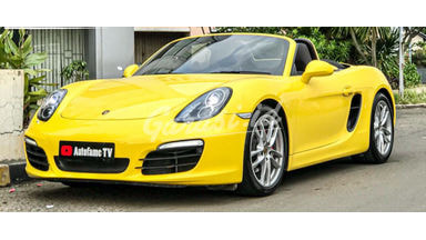2013 Porsche Boxster 2.7 Sport Chrono